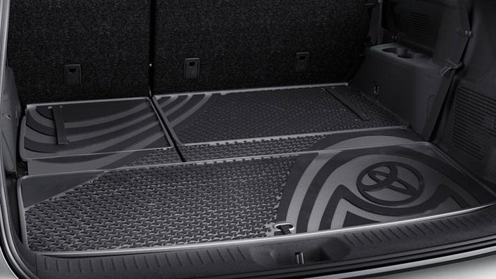 Genuine Toyota Prado 150 Series Rubber Cargo Mat Aug 2013