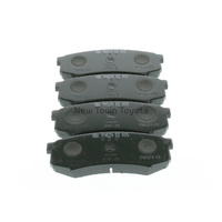 Genuine Toyota Rear Disc Brake Pads