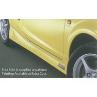 Genuine Toyota Mr2 Spyder Aug 00 - Sep 05  Side Skirts Unpainted