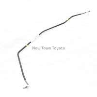 Genuine Toyota LH Front Brake Pipe To Flexible Hose Land Cruiser 1990-2007