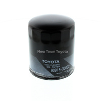 New Genuine Toyota Oil Filter Landcruiser 1HZ, 1HD Diesel. HZJ75, HZJ78, HZJ79, HZJ80, HZJ105