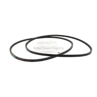 Genuine Toyota Alternator Belt Dual Belt Set