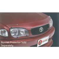 Genuine Toyota Corolla AE112 Headlamp Covers Oct 1999 - Sep 2001 PZQ14-12020