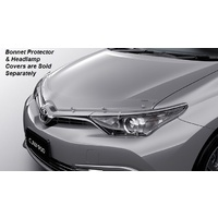 Genuine Toyota Corolla Hatch Clear Bonnet Protector March 2015 - PZQ1512120
