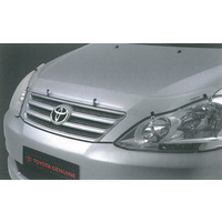 Genuine Toyota Avensis Oct 03 - Dec 09  Bonnet Protector