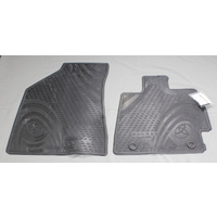 Genuine Toyota Kluger GSU40, GSU45 All Weather Rubber Floor Mat 05/2007 - 2013
