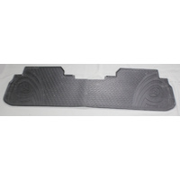 Genuine Toyota Kluger GSU40, GSU45 Rear Rubber Floor Mat 2nd Row 05/2007 - 2013