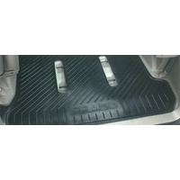 Genuine Toyota Prado All Weather Rubber Cargo Mat Sep 2002 -Aug 2009 PZQ20-60095
