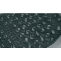 Genuine Toyota Hilux Front Rubber Floormats Sep 2011 - Jul 2015 PZQ20-89032