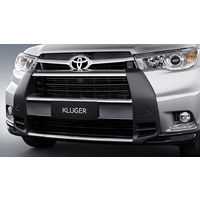Genuine Toyota Kluger S/Steel Nudge Bar Dec 2013, 2014 2015 PZQ2948080