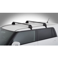 Genuine Toyota Rukus Aero Roof Rack set Dec 2012 2013 2014 2015 PZQ3012060