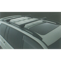 Genuine Toyota Kluger KXS Grande Aero Roof Racks May 2007 - Dec 2013 PZQ30-48050