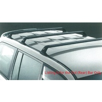 Genuine Toyota LandCruiser 100 Series Aug02-Aug07 Roof Rack Aero Style THIRD BAR is ONE BAR ONLY
