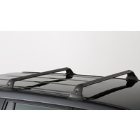 Genuine Toyota Prado 2 Bar NON Rail Roof Racks AUG 2013 2014 2015 PZQ3060170