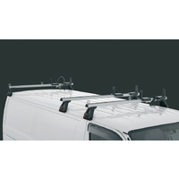 Toyota Hiace LWB and Crew Cab Roof Rack 3 Bar System Jan 2005 On PZQ30-75020