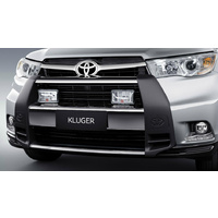 Genuine Toyota Kluger Rectangul Driving Light Dec 2013 2014 201 PZQ5900131
