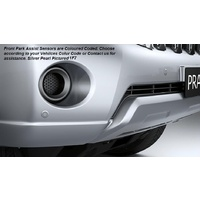 Genuine Toyota Prado Front Park Assist Glacier White Aug 2013- PZQ986010040