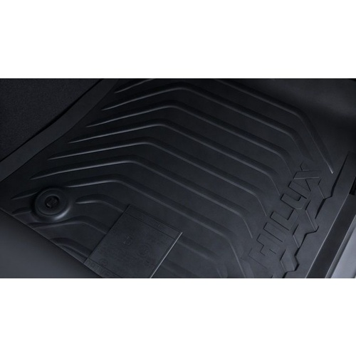 2013 Toyota Sienna All Weather Car Mats All Season Autos