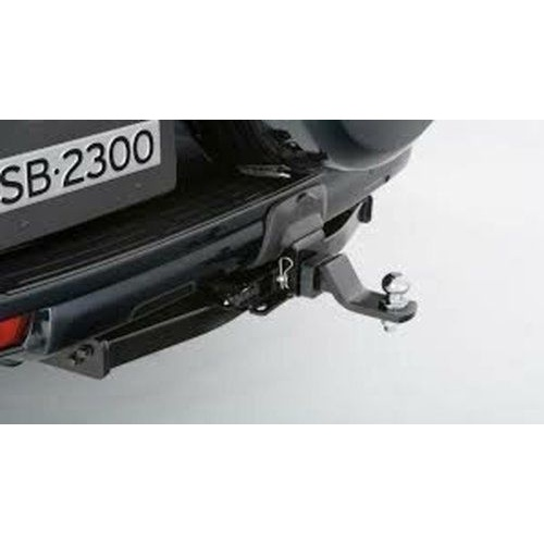 Genuine Toyota Tow Bar 5 Door  Prado 150 Series (Aug 2013 - Aug 2017) PZQ6460160
