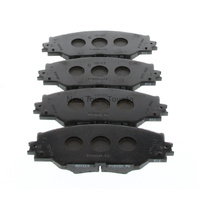 Genuine Toyota Front Disc Brake Pads