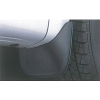 Genuine Toyota Avensis Oct 01 - Dec 2009   Mudflaps - Front Set