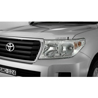 Genuine Toyota Land Cruiser 200 Series Headlight Covers Sep 2007 -On PZQ14-60090