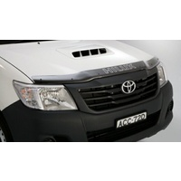 Genuine Toyota Hilux KUN26 Bonnet Protector Tinted 07/2011 to 2015 PZQ1589110